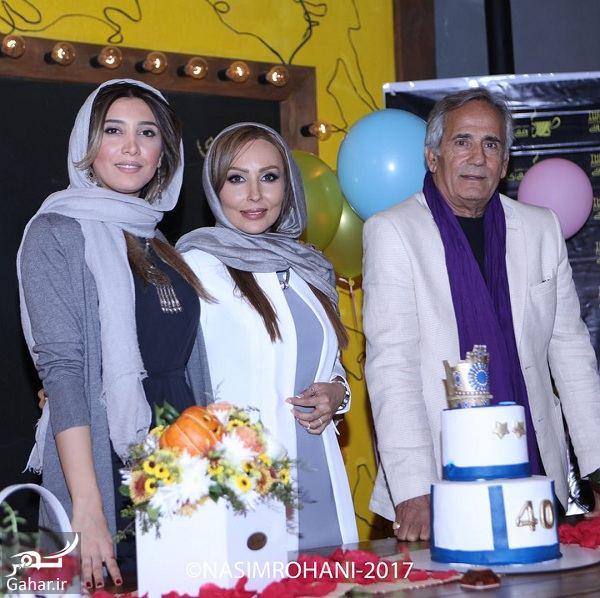 015945 Gahar ir عکسهای جشن تولد جذاب و دیدنی پرستو صالحی با حضور هنرمندان