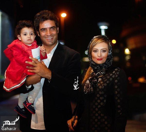 020963 Gahar ir جشن تولد دختر یکتا ناصر و منوچهر هادی در اکران خصوصی آینه بغل / تصاویر