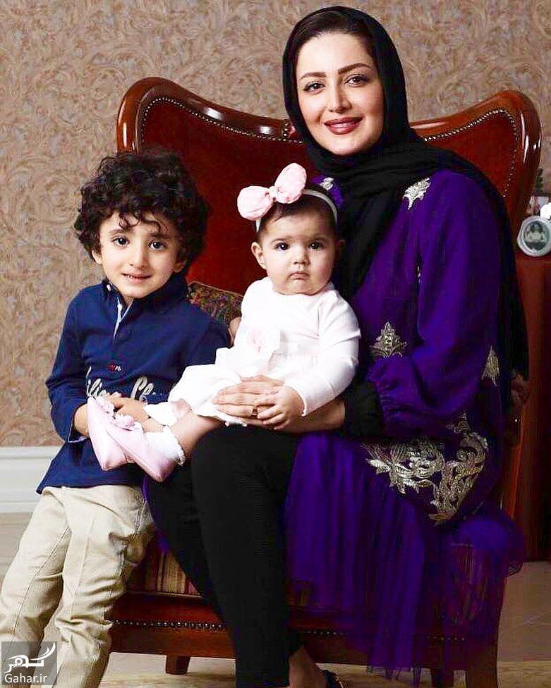 027348 Gahar ir عکس جدید و دیدنی شیلا خداداد به همراه فرزندانش