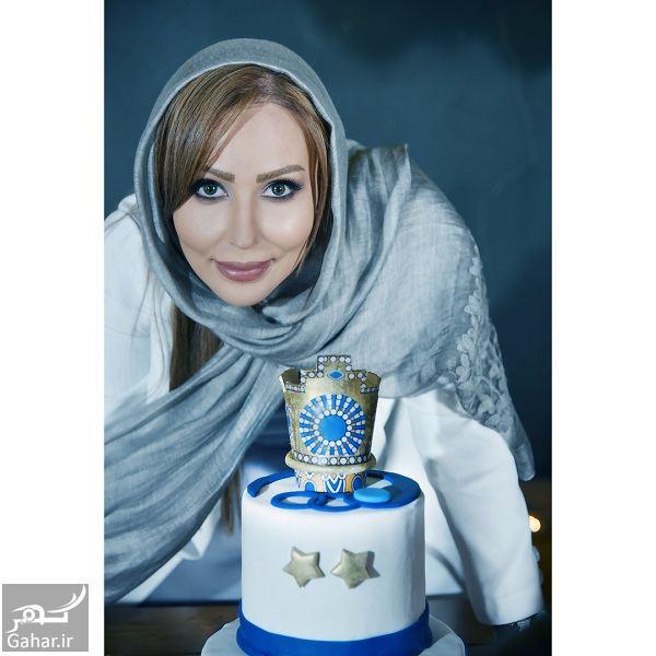 072786 Gahar ir عکسهای جشن تولد جذاب و دیدنی پرستو صالحی با حضور هنرمندان