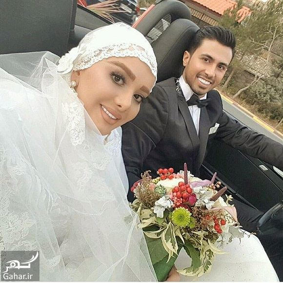 074056 Gahar ir مملی لمینت بالاخره عروسی کرد / عکس