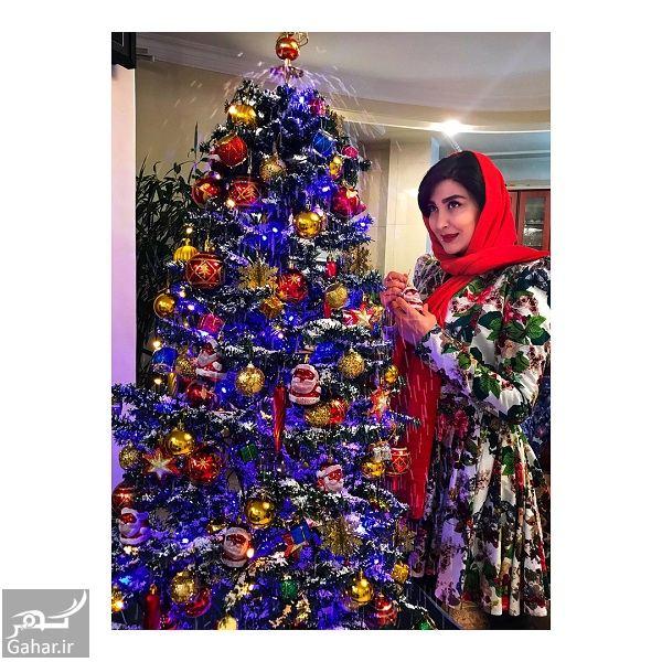 079348 Gahar ir عکسهای کریسمسی زیبا و دیدنی مریم معصومی