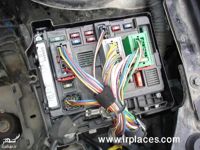 101109 Gahar ir سیستم مالتی پلکس چیست ؟ سیستم نوین برقی در خودروها