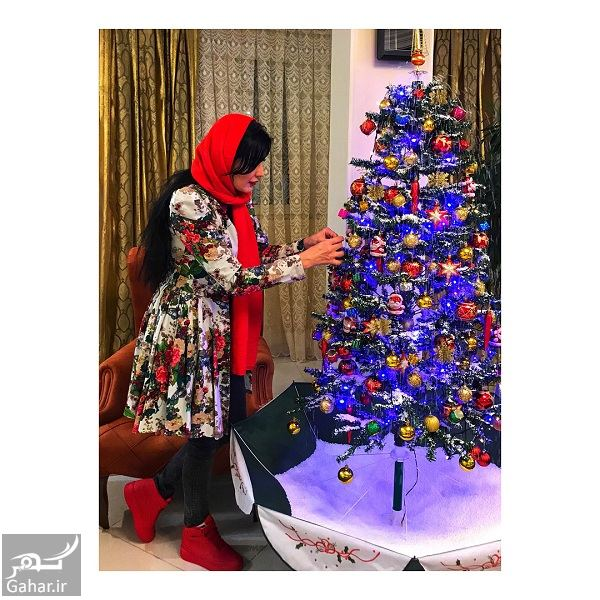 174803 Gahar ir عکسهای کریسمسی زیبا و دیدنی مریم معصومی