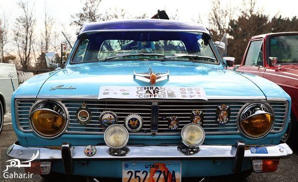 209788 Gahar ir دورهمی زیبا و دیدنی خودروهای کلاسیک در تهران / تصاویر