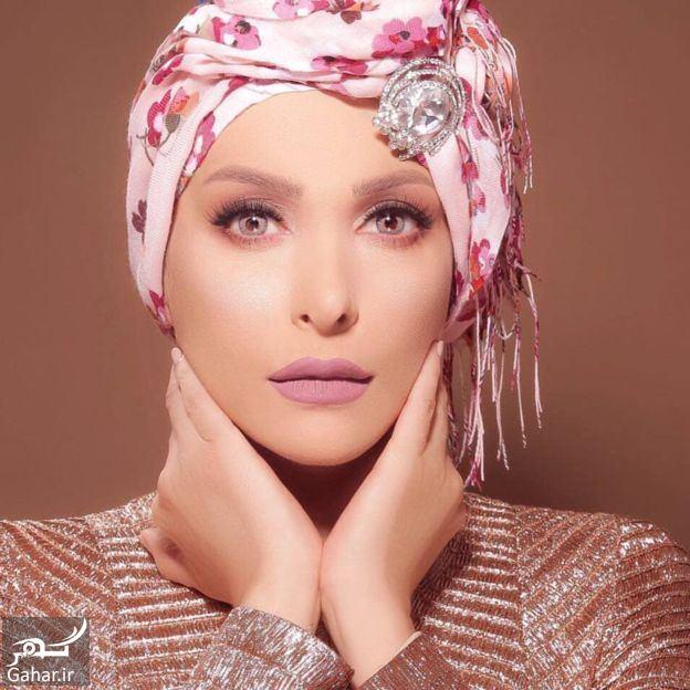 223086 Gahar ir اَمَل حجازی خواننده معروف و محبوب لبنانی محجبه شد / عکس