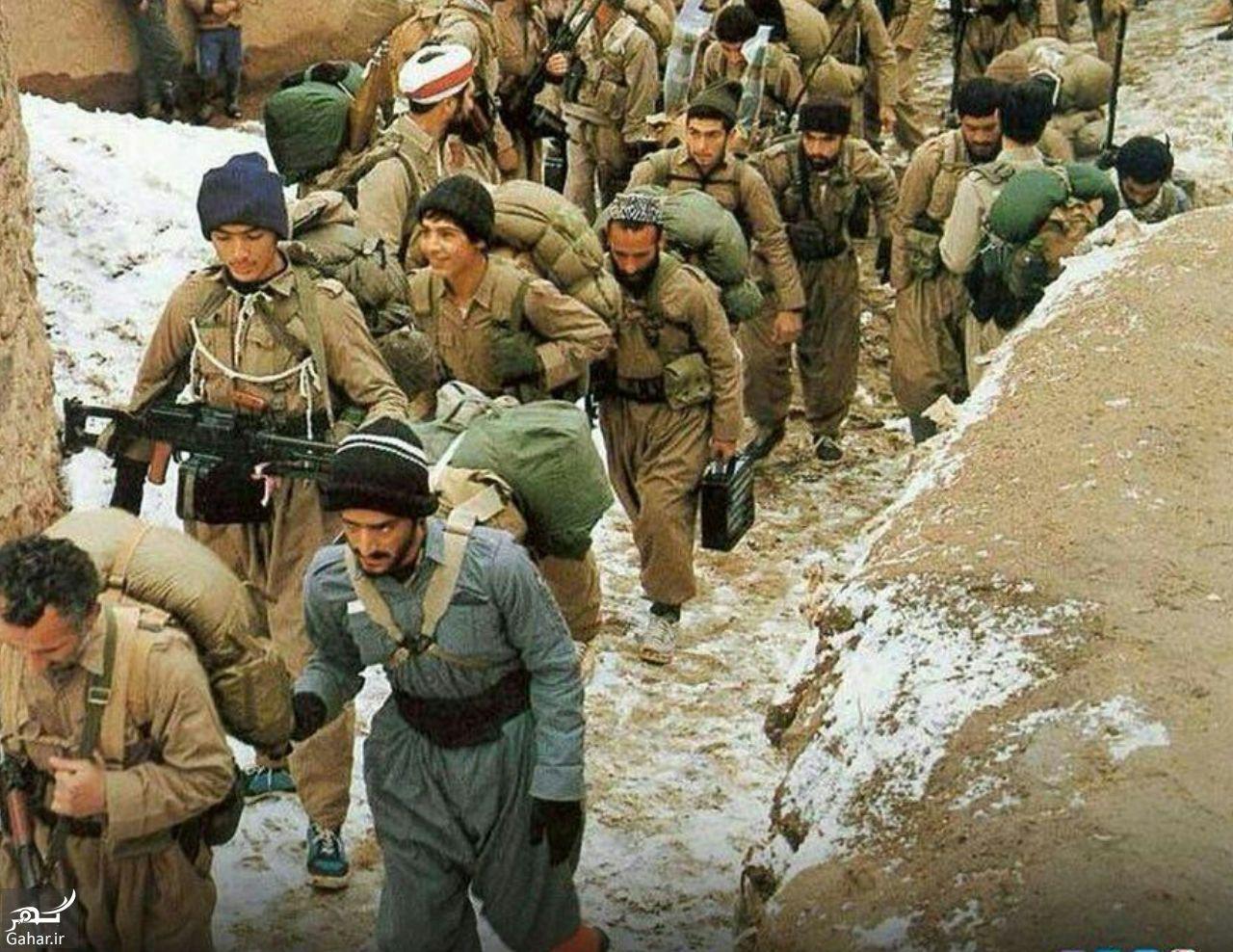 261334 Gahar ir زیباترین تفسیر از قرعه ایران در گروه مرگ ،از جنگ تا جام جهانی / عکس