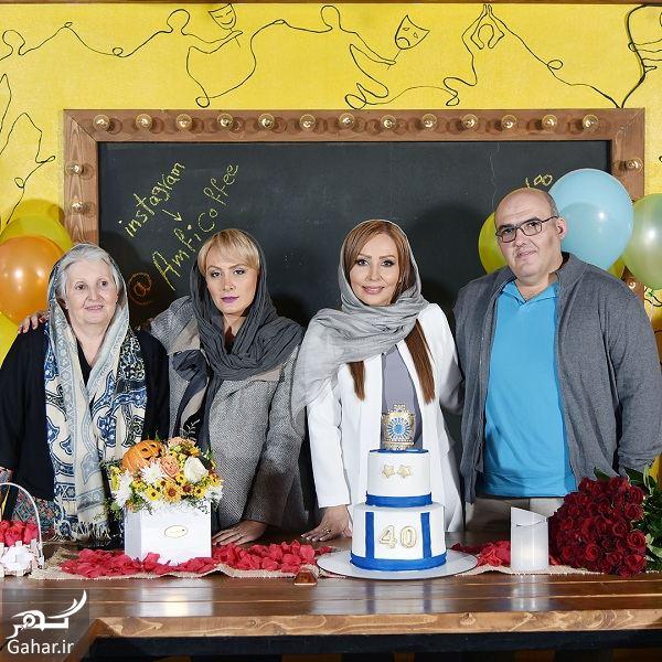 328307 Gahar ir عکسهای جشن تولد جذاب و دیدنی پرستو صالحی با حضور هنرمندان
