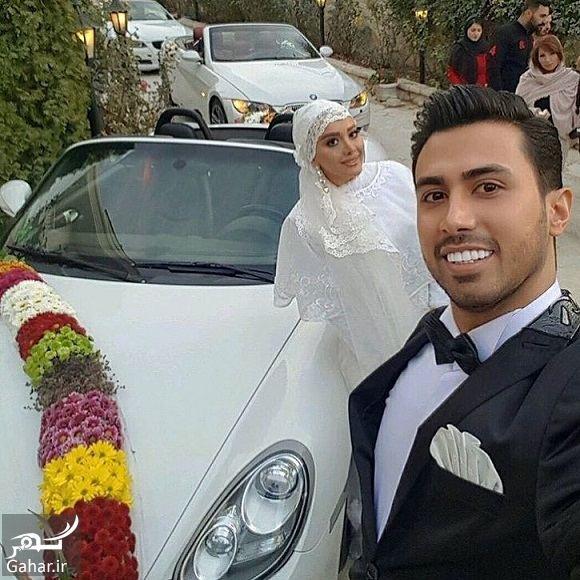 370917 Gahar ir مملی لمینت بالاخره عروسی کرد / عکس