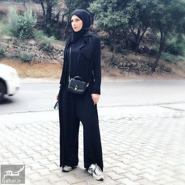404406 Gahar ir اَمَل حجازی خواننده معروف و محبوب لبنانی محجبه شد / عکس