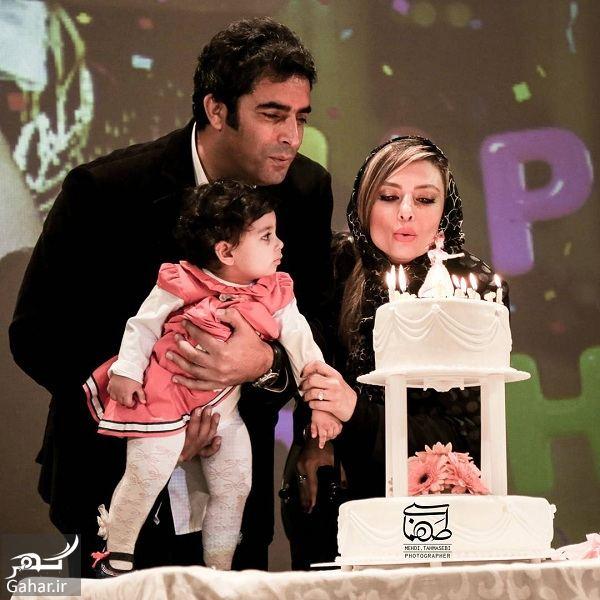 479951 Gahar ir جشن تولد دختر یکتا ناصر و منوچهر هادی در اکران خصوصی آینه بغل / تصاویر