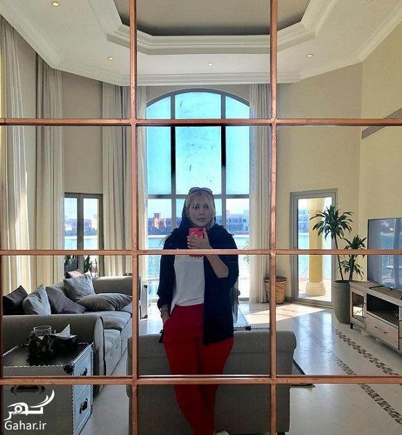 513282 Gahar ir عکسهای سحر قریشی و شیما مرزی با تیپ نامتعارف در دبی