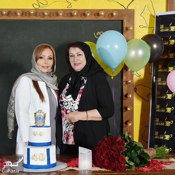 536578 Gahar ir عکسهای جشن تولد جذاب و دیدنی پرستو صالحی با حضور هنرمندان