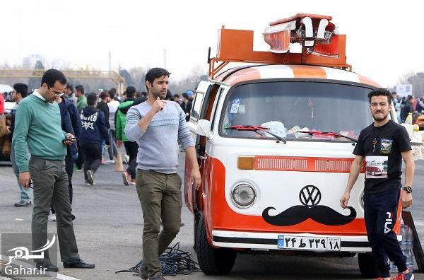 574524 Gahar ir دورهمی زیبا و دیدنی خودروهای کلاسیک در تهران / تصاویر