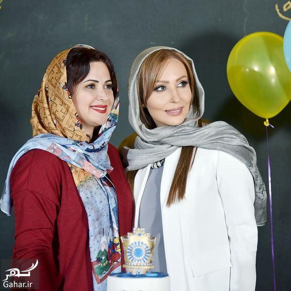 632324 Gahar ir عکسهای جشن تولد جذاب و دیدنی پرستو صالحی با حضور هنرمندان
