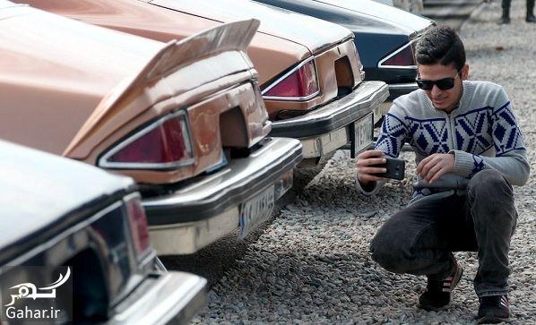700534 Gahar ir دورهمی زیبا و دیدنی خودروهای کلاسیک در تهران / تصاویر