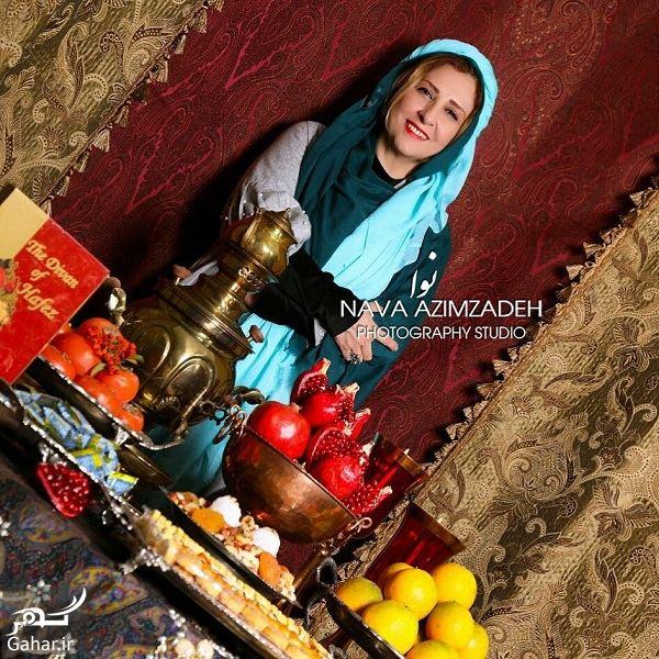 733563 Gahar ir عکسهای جدید بازیگران در شب یلدا 96