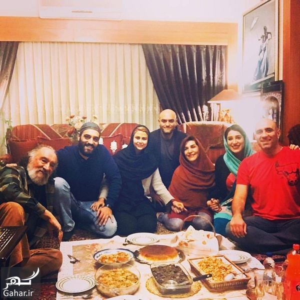 794399 Gahar ir عکسهای جدید بازیگران در شب یلدا 96