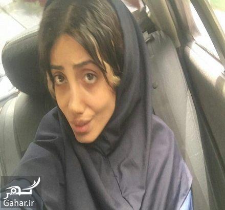 805411 Gahar ir عکسها و بیوگرافی سحر تبر دختر وحشتناک اینستاگرامی!