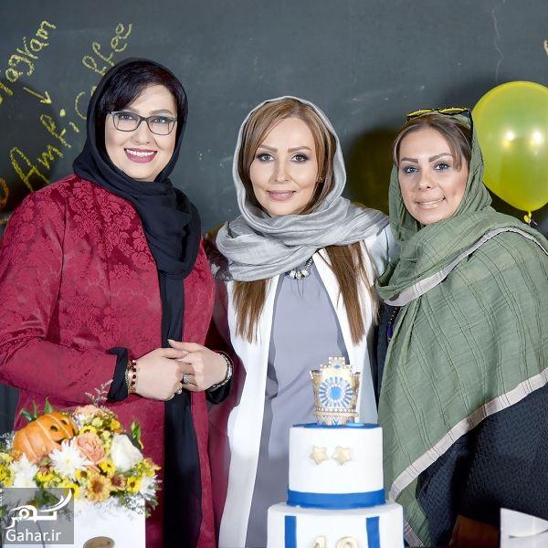 807776 Gahar ir عکسهای جشن تولد جذاب و دیدنی پرستو صالحی با حضور هنرمندان