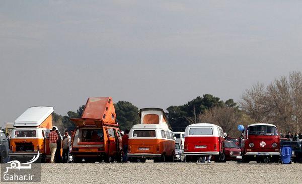 857208 Gahar ir دورهمی زیبا و دیدنی خودروهای کلاسیک در تهران / تصاویر