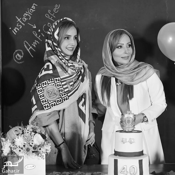 945470 Gahar ir عکسهای جشن تولد جذاب و دیدنی پرستو صالحی با حضور هنرمندان