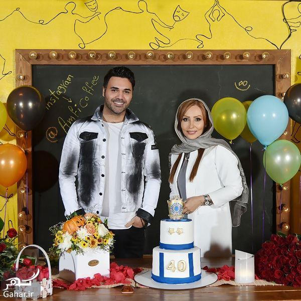 951147 Gahar ir عکسهای جشن تولد جذاب و دیدنی پرستو صالحی با حضور هنرمندان