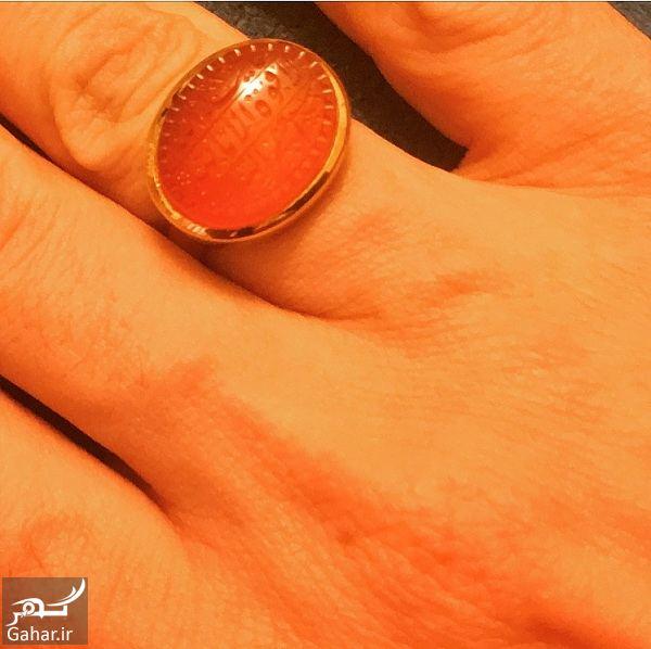 959370 Gahar ir هدیه سالگرد ازدواج آزاده نامداری و خوشحالی او / عکس