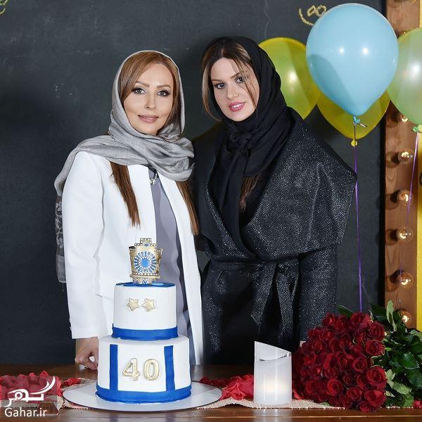 985664 Gahar ir عکسهای جشن تولد جذاب و دیدنی پرستو صالحی با حضور هنرمندان