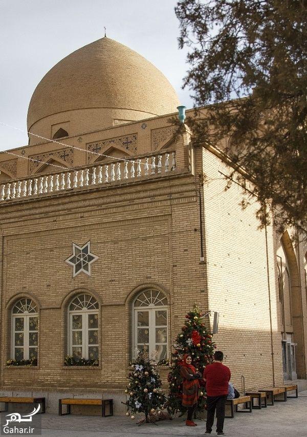 080372 Gahar ir عکسهای جلفا و کلیسای وانک محله مسیحی نشین اصفهان در آستانه سال نو میلادی