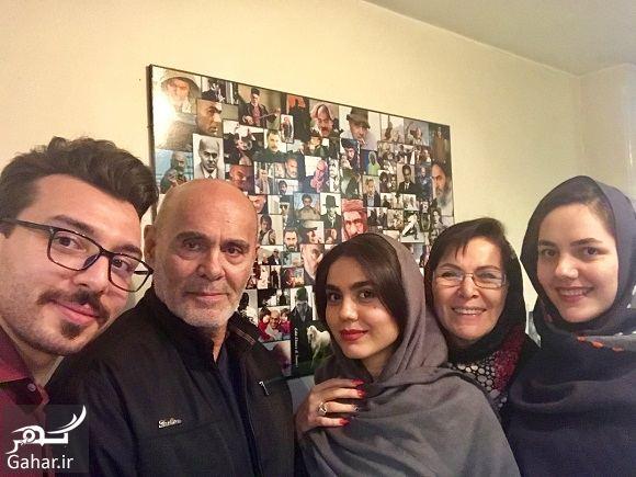 121746 Gahar ir مهمانی آزاده زارعی در خانه جمشید هاشم پور / عکس
