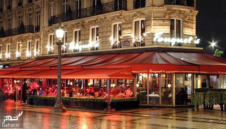 179202 Gahar ir عکسهای دیدنی از خیابان شانزه لیزه پاریس معروف ترین خیابان جهان