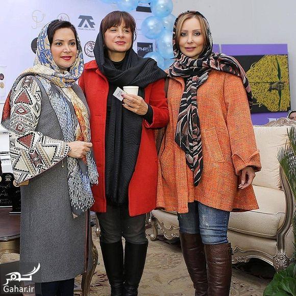309235 Gahar ir عکس خفن تیپ زمستانی بازیگران زن