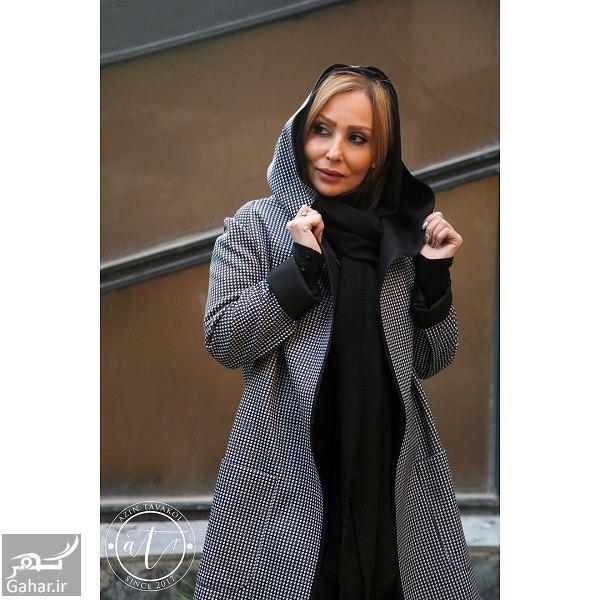 393671 Gahar ir عکسهای تبلیغاتی پرستو صالحی برای یک برند مانتو