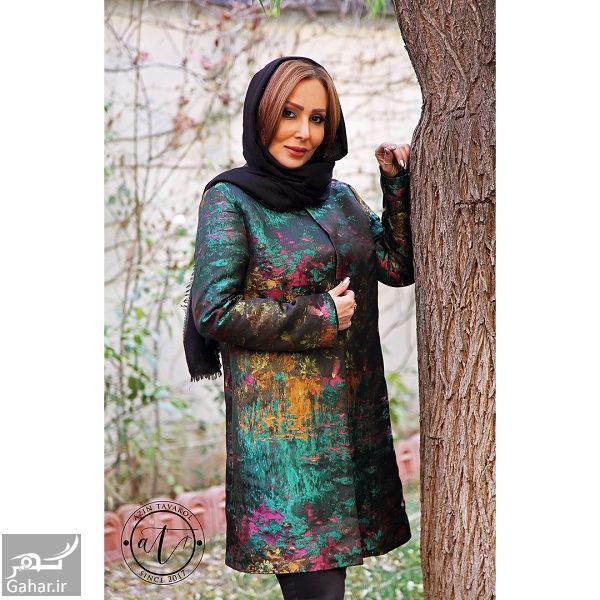 438894 Gahar ir عکسهای تبلیغاتی پرستو صالحی برای یک برند مانتو