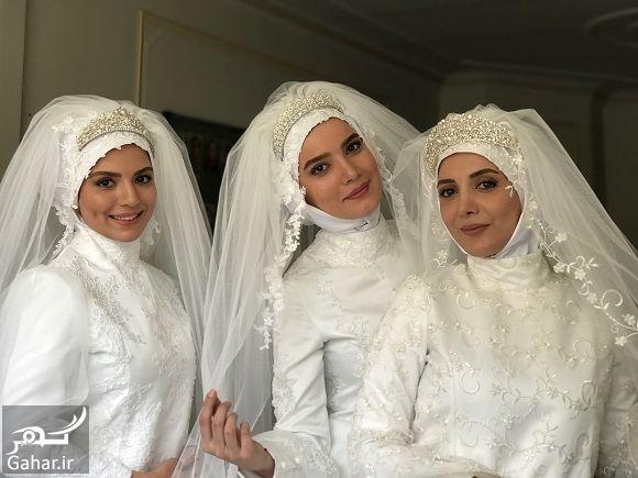 481373 Gahar ir عروس شدن بازیگران در لیسانسه ها / عکس های پشت صحنه