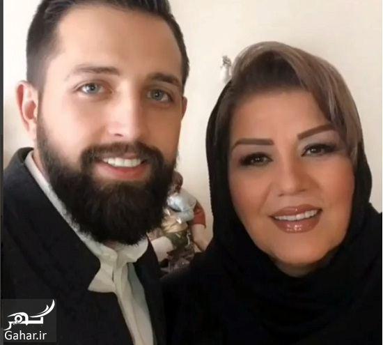 486073 Gahar ir چالش عکس با مادر زن بازیگران ایرانی ! / عکس
