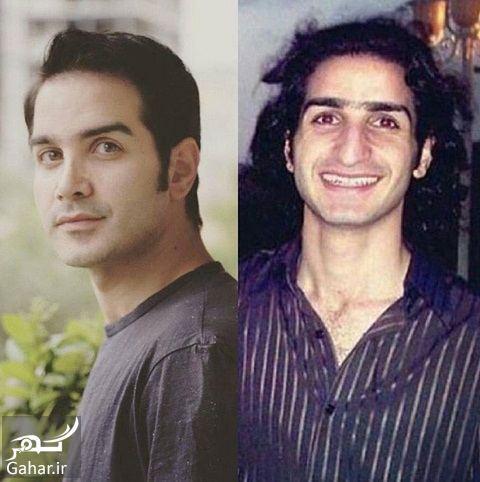 507200 Gahar ir چهره باورنکردنی خواننده معروف قبل عمل! / عکس