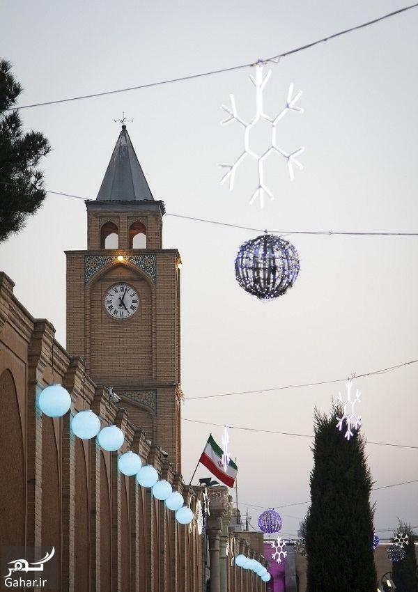 592077 Gahar ir عکسهای جلفا و کلیسای وانک محله مسیحی نشین اصفهان در آستانه سال نو میلادی