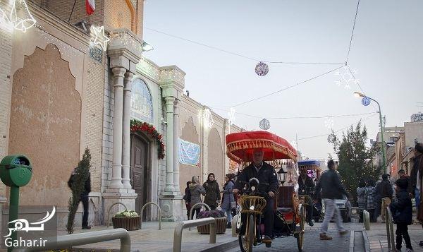 625099 Gahar ir عکسهای جلفا و کلیسای وانک محله مسیحی نشین اصفهان در آستانه سال نو میلادی