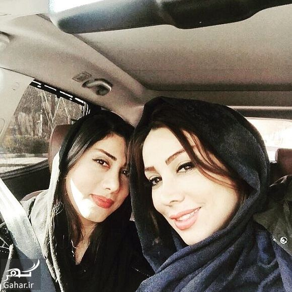 631949 Gahar ir عکسهای همسر محسن چاوشی بهمراه پسر و خاله اش