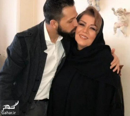 634639 Gahar ir چالش عکس با مادر زن بازیگران ایرانی ! / عکس