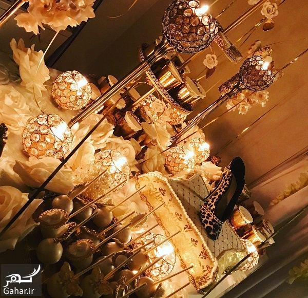 635615 Gahar ir جشن تولد لاکچری لیلا اوتادی با حضور بازیگران / عکس