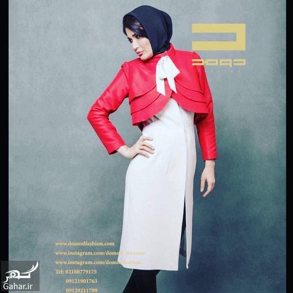 636446 Gahar ir عکسهای تبلیغاتی شیوا طاهری برای برند مانتو