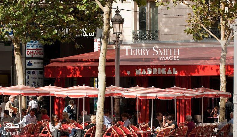 765844 Gahar ir عکسهای دیدنی از خیابان شانزه لیزه پاریس معروف ترین خیابان جهان
