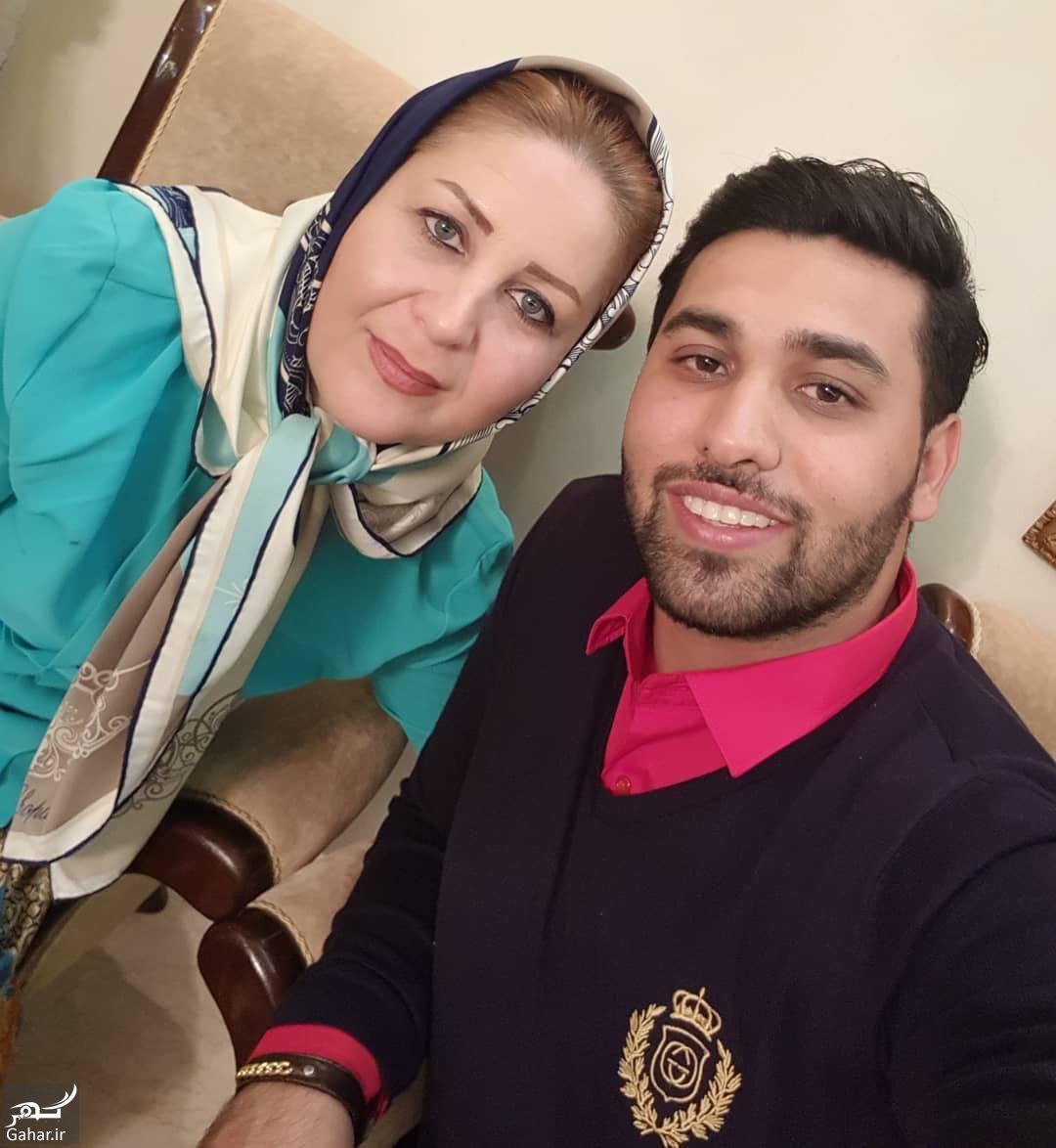 783195 Gahar ir چالش عکس با مادر زن بازیگران ایرانی ! / عکس