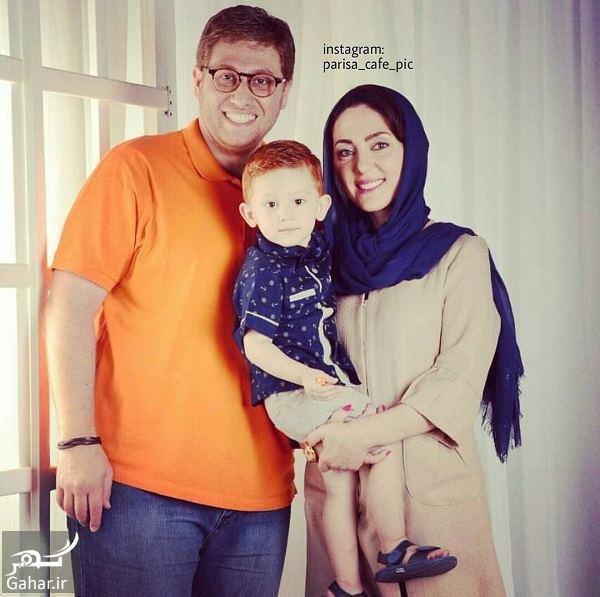 827726 Gahar ir عکسهای دیدنی مهسا کرامتی در کنار همسر و پسرش