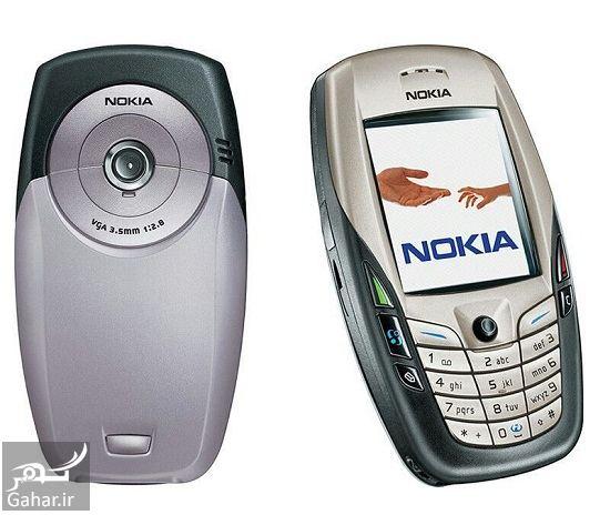 955312 Gahar ir خاطره بازی با گوشیهای قدیمی موبایل / عکس