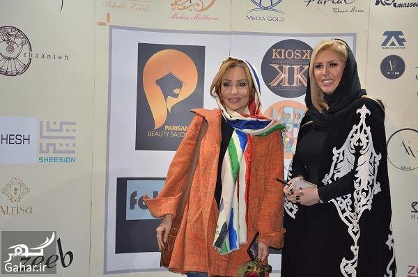 968377 Gahar ir استایل متفاوت پرستو صالحی در افتتاحیه رويداد طراحان برتر لباس در سال 96 / تصاویر