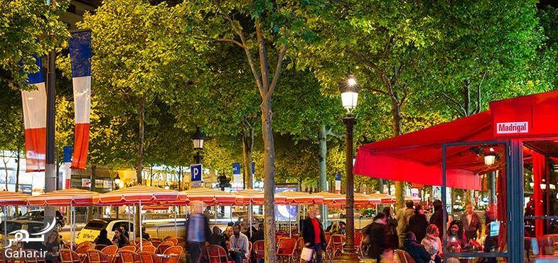 972730 Gahar ir عکسهای دیدنی از خیابان شانزه لیزه پاریس معروف ترین خیابان جهان